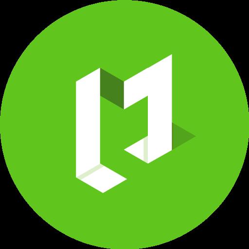 Maaszicht logo nieuw